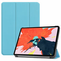 Case für Apple iPad Pro 12.9 Schutzhülle Smart Cover Tablet Tasche Bumper Etui