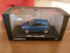 Opel Corsa OPC Ardenblaumet 1:43