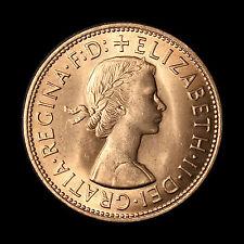 Elizabeth II 1967 Penny, Brilliant uncirculated