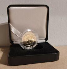 Coffret 2 Euros Commémorative Lettonie 2021 100 Ans Jure UNC