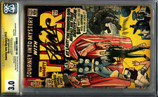 Journey Into Mystery 113 CGC 3.0 SS Origin of Loki Stan Lee Signature Series