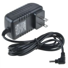 "AC Adapter Power Supply Charger for Sylvania Sdvd7015 7"" Portable DVD Player PSU"