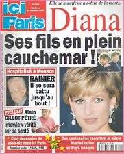 ▬►ICI PARIS 2842 DIANA_CHANTAL GOYA_MADONNA_CHARDEN_MICHÈLE MERCIER_P.Mc CARTNEY