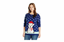 Notations Christmas Sweaters For Women Ebay