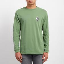 aa5d1ba97205a Camisetas de hombre de manga larga Volcom talla XL