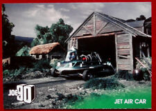 JOE 90 - JET AIR CAR - Card #42 - GERRY ANDERSON COLLECTION - Unstoppable 2017