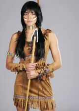 Adult Womens Indian Princess Pocahontas Costume