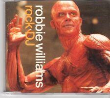 (EY323) Robbie Williams, Rock DJ - 2000 CD