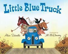 Little Blue Truck: Little Blue Truck by Alice Schertle (2010, Big Book)