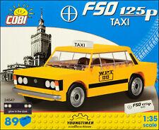 COBI FSO 125p Taxi (24547) - 89 elem. - Polish passenger car
