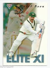 1994 Futera Elite XI (AE II) David BOON # 0085
