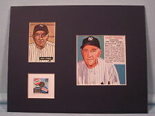 New York Yankee great Casey Stengel & stamp issued to honor the Subway Series
