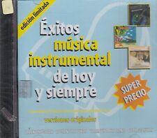 Valentinos Sax Romantic Sounds George Luhrs Exitos Musica Instrumental CD New