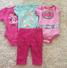 0 - 3 Month Baby Girl Lot