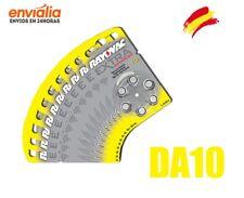 60 PILAS PARA AUDIFONOS RAYOVAC PR70 HEARING AID BATTERIES 10AU PR70 V10 DA10 pr