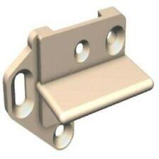2x Rolltrak Spares FLOOR & ARCHITRAVE DOOR METAL GUIDE 1731,Adjustable*Aus Brand