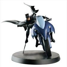 Dc Comics Super Hero Collection Special Batman & Batcycle w/Character Booklet