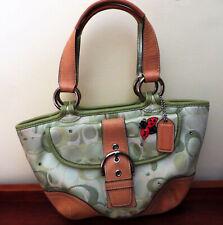 NWOT COACH Ladybug Handbag - Embellished with Crystal Gemstones! # MO4Q-5621