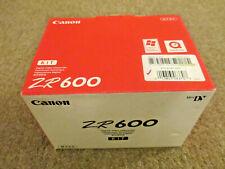 New Canon Zr600 MiniDv Digital Video Camcorder Video Camera Transfer