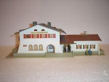 OO HO FALLER HOTEL RESTAURANT PUB BUILDING OUT DOOR BALCONY