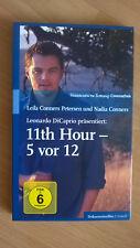 SZ-cinemathek  Conners/ diCaprio   11th Hour - 5 vor 12
