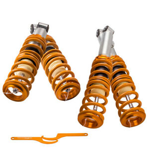 4x Street Coilovers for Mazda MX5 MX-5 NA MK1 Suspension Adj. Coilover 1989-1997