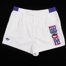 Vintage ADIDAS Tennis Shorts | Retro 80s 90s Sprinter Festival Trefoil Originals