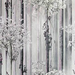 Arthouse Blossom Forest Dusky Pink 908401 Wallpaper