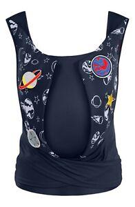 Cybex Yema Tie Baby Carrier by Anna K Space Rocket Pop Star