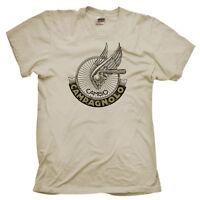 Campagnolo Vintage Shirt Road Track Mountain cyclist retro design Natura T-shirt
