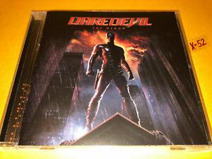DAREDEVIL soundtrack CD Seether Saliva Fuel Nickelback R Zombie Moby Evanescence