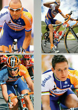 CYCLISME-WIELRENNEN-CICLISMO - 1 JEU COMPLET 25 CARTES RABOBANK - 2003