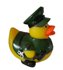 Swat Team Rubber Duck