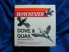 Vintage Winchester Dove & Quail Shotgun Shell 16 Ga Box #45