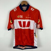 Champion System Mens Cycling Jersey Large Full Zip Short Sleeve Tour De Cure