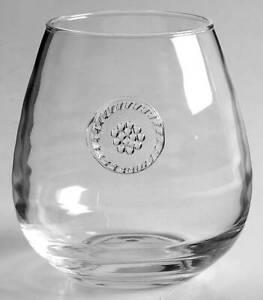 Juliska Glassware Berry and Thread Stemless Red Wine 10810744