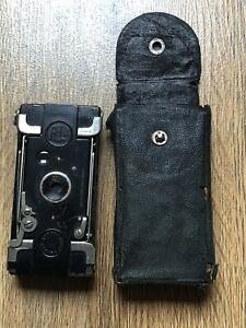 Ensign Ensignette Compact Folding 'Vest Pocket' Camera