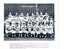 1966 SYRACUSE CHIEFS 8x10 TEAM PHOTO NEW YORK YANKEES