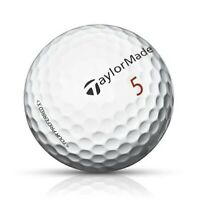 50 TaylorMade Tour Preferred X Near Mint Used Golf Balls AAAA 4A Second Quality