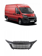 PEUGEOT BOXER 2014 - ON FRONT MAIN GRILLE UPPER CENTRE NEW HIGH QUALITY