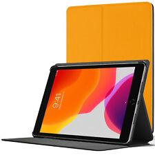 iPad 10.2 Case, Apple iPad 10.2 2019 Cover - Yellow + Stylus & Screen Protector