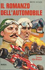Zavagli - Il Romanzo dell'Automobile - Mursia 1977 Strenna Alfa Romeo