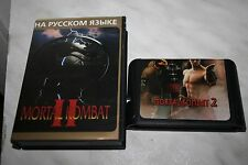 Mortal Combat 2 2 - Sega Genesis / Mega Drive game