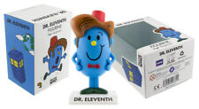 Mr Men Doctor Who XI Doctor 9.5cm FIGURA DE VINILO NUEVO Bbc Oficial