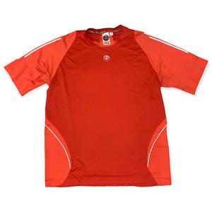 Adidas x Roland Garros Climacool Jersey T-Shirt Shirt Sleeve Red Mens Size XL