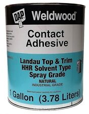 Dap Weldwood Contact Cement Top & Trim Hhr Solvent Type Spray Grade 1 Gallon