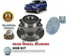 FOR JEEP PATRIOT 2.0 DT 2.2DT 2.4 SUV 9/2006--  NEW REAR WHEEL BEARING HUB