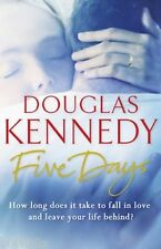 Five Days by Douglas Kennedy (Paperback) New Book