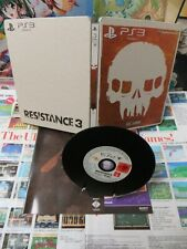 Playstation 3 PS3:Resistance 3 [TOP FPS & EDITION STEELBOOK] Fr