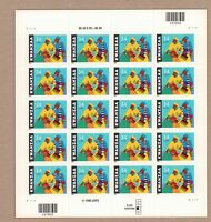 {BJ Stamps}  #3548   Kwanzaa, Christmas.  34¢ MNH sheet of 20.  Issued in 2001